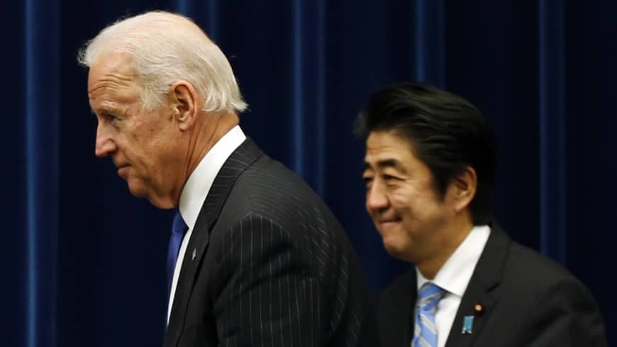 Would Joe Biden be 'Obama 2.0' when it comes to Northeast Asia?