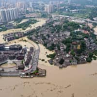 After COVID-19, China's leaders face new challenges from flooding