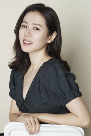 Pandemic viewing: Actress Son Ye-jin says the warmth in 'Crash Landing on You' is perfect for watching while sitting at home due to the pandemic. | KYODO