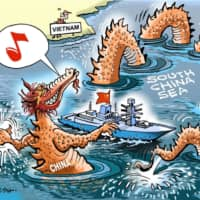 China's expansionism enters dangerous phase
