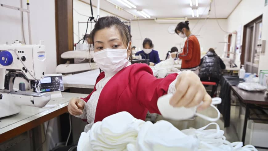 Japan to allow stranded foreign technical interns to switch jobs