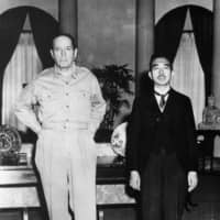 U.S. Gen. Douglas MacArthur took the decision not to try Emperor Hirohito as a war criminal following Japan's surrender at the end of World War II. | KYODO