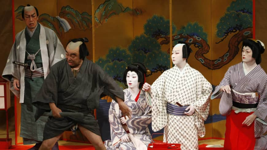 Kabuki rolls with the times and launches paid streaming site