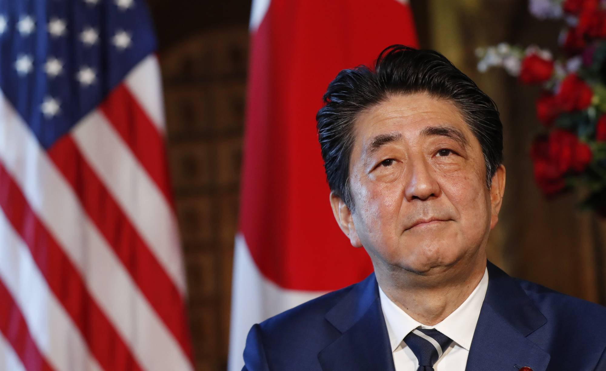 Prime Minister Shinzo Abe provided stability at the highest level of government during his tenure, which has allowed Tokyo to reclaim its place on the international stage.  | REUTERS