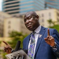 Ben Crump, the omnipresent legal advocate for Black victims in U.S. police shootings