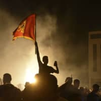 Montenegro's election inconclusive amid east-west tug of war