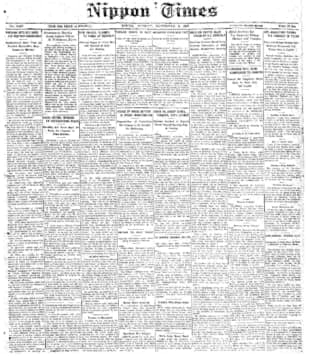 1945 | THE JAPAN TIMES