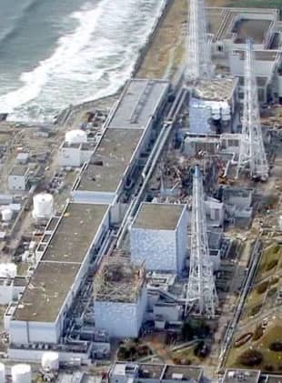 The Fukushima nuclear disaster of March, 2011, highlighted a lack of governance. | DEFENSE MINISTRY / VIA KYODO