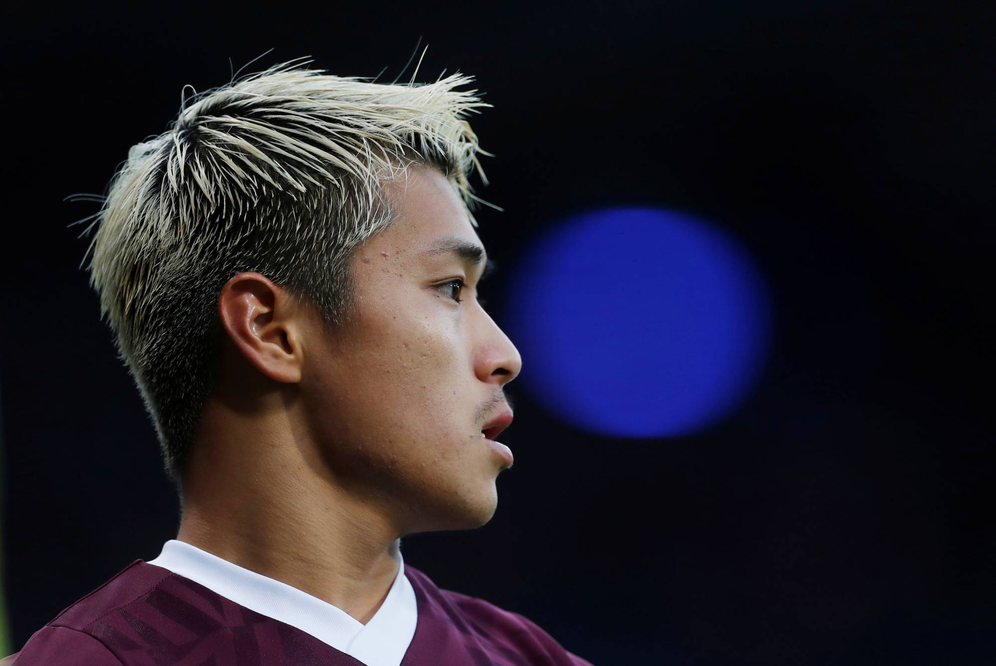 Midfielder Ryotaro Meshino has been loaned to Portugal's Rio Ave after spending last season on loan at Scotland's Hearts. | REUTERS