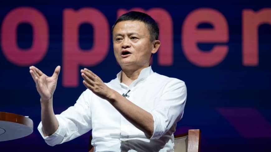 Ant's huge IPO sets up Jack Ma to escalate war with Tencent