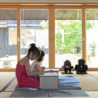A serene kid's cultural experience in the heart of Kamakura