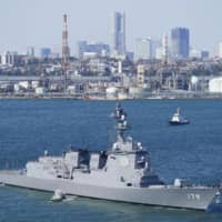 Japan considers building new destroyers solely for missile defense