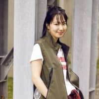 Among its various lines, Kuchofuku Co. Ltd. has collaborated with designers and released a range of golfing and outdoors clothes using the fan technology.   COURTESY OF KUCHOFUKU CO. LTD.