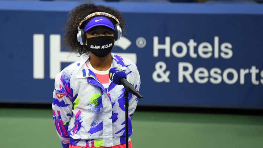 Naomi Osaka is the role model that Japan needs right now