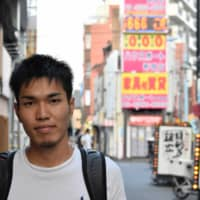 Former teen delinquent Yuya Mochizuki, 24, is doubtful that a possible revision of the juvenile law in favor of harsher penalties would scare teens away from misdeeds. | TOMOHIRO OSAKI