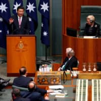 Australia faces down China in high-stakes strategic shift