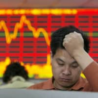 In China, actively managed stock funds reported an average 45 percent return in the first eight months. This entire industry has thus been put on a spinning wheel, perpetually looking for growth and paying an exorbitant price for it. | REUTERS