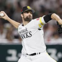 Hawks pitcher Dennis Sarfate facing up to reality career may be over due to injury