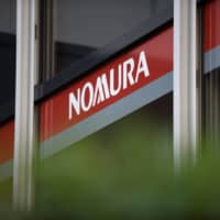 Nomura Holdings Inc. has said information it held on corporate clients was leaked by an employee to a securities firm. | BLOOMBERG