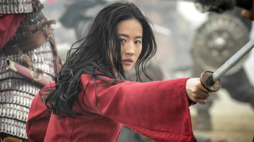 'Mulan' 1998: A moment of joy and anxiety for Asian American viewers