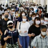 While masks have become indispensable during the coronavirus pandemic, their compatibility with spectator events is largely untested. | REUTERS