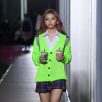 Catwalk: Edgy youth brand Neglect Adult Patients kicked off Spring/Summer 2021 with a formal fashion show at Shibuya Parco, sans live audience. | NEGLECT ADULT PATIENTS