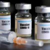 In Japan, the groups invested in the postponed 2020 Tokyo Olympics say they need a COVID-19 vaccine to be produced by early next year. | REUTERS