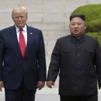 North Korea's Kim showed off executed uncle's headless body, Trump said