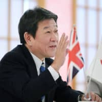 For Japan-U.K. trade deal, speed was of the essence