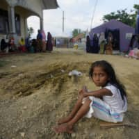 As Myanmar erases names of destroyed Rohingya villages, U.N. map-makers follow suit