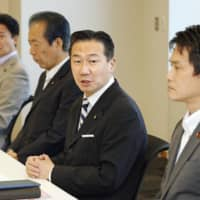 Top Japanese opposition party's No. 2 to stay in post after merger