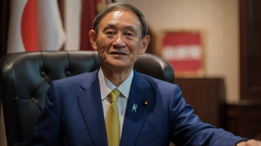 Can behind-the-scenes operator Suga excel as Japan's prime minister?
