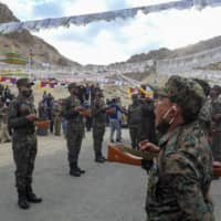 Secret Tibetan military force raises stakes in India-China clash