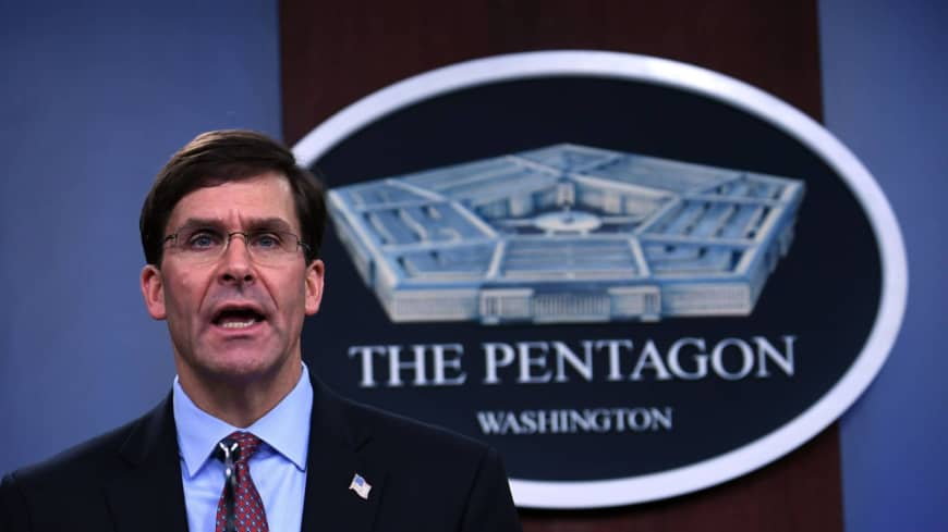 Eyeing China, Pentagon plans larger and 'more lethal' navy