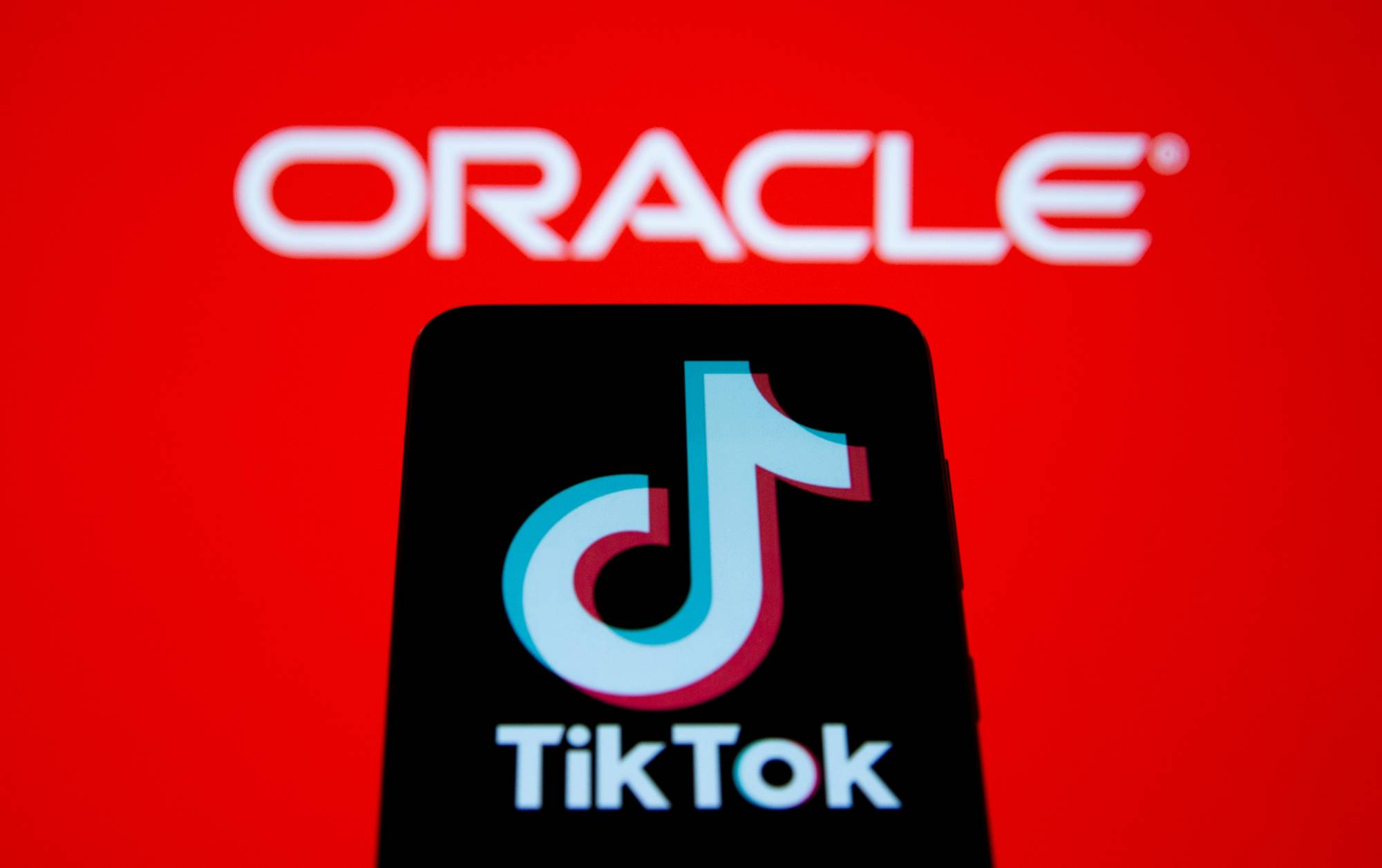 U.S. President Donald Trump said he would be briefed Thursday about a proposal that calls for Oracle Corp. to become a 'trusted technology provider' for TikTok's U.S. operations. | REUTERS