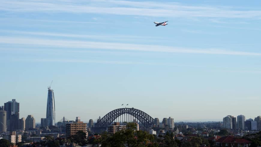 Travelers snap up Asian airlines' scenic 'flights to nowhere'