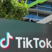 TikTok has emerged as a top target in Trump's effort to crack down on China ahead of the Nov. 3 presidential election. | AFP-JIJI