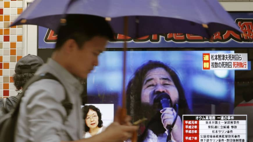 Aum cult leader Asahara's daughter to get his remains, court rules
