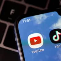YouTube and its new YouTube Shorts service is among the apps lying in wait in the event of a full TikTok ban in the U.S.  | REUTERS