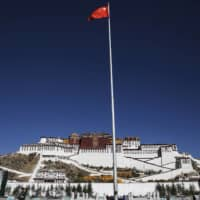 The Potala Palace in Lhasa | REUTERS