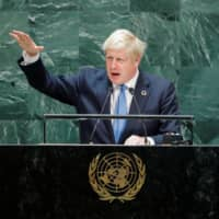 In recent weeks, the governments of the United Kingdom and the United States have flatly rejected the notion that they are constrained by international law, insisting that their national sovereignty trumps all other considerations. | REUTERS