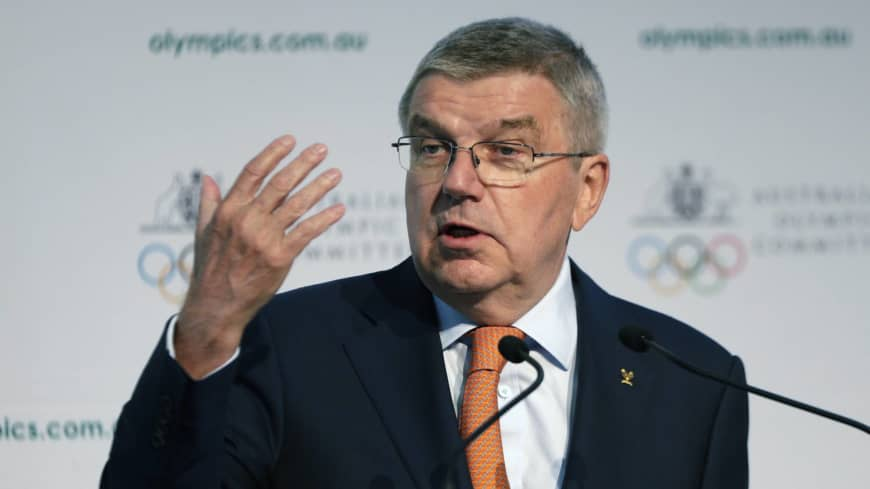 Return of sports should provide 'confidence' for Tokyo 2020, says IOC's Bach