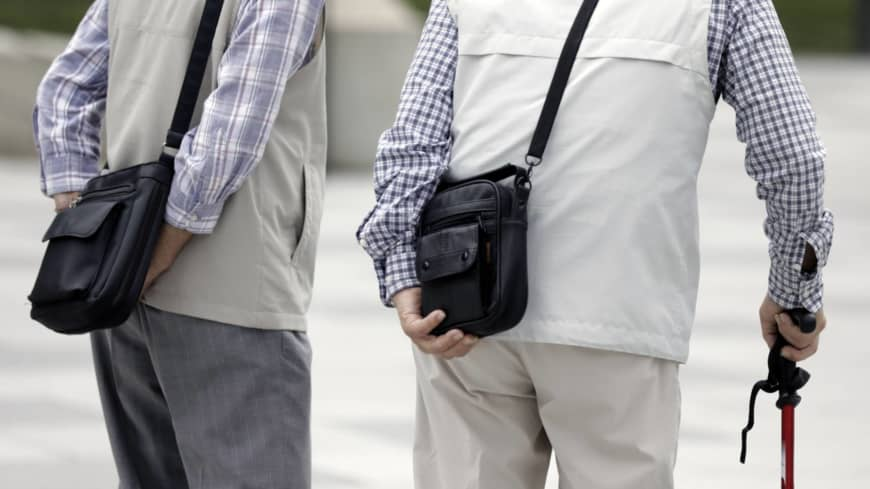 Older people in Japan feeling isolated amid pandemic