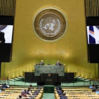 New bid but little hope to reform U.N. Security Council