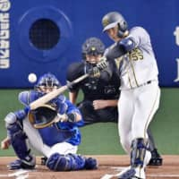 Five Hanshin players test positive for coronavirus