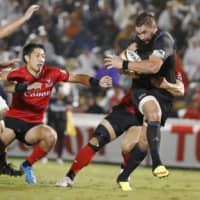 Building up rugby team placed ahead of Japanese citizens' rights