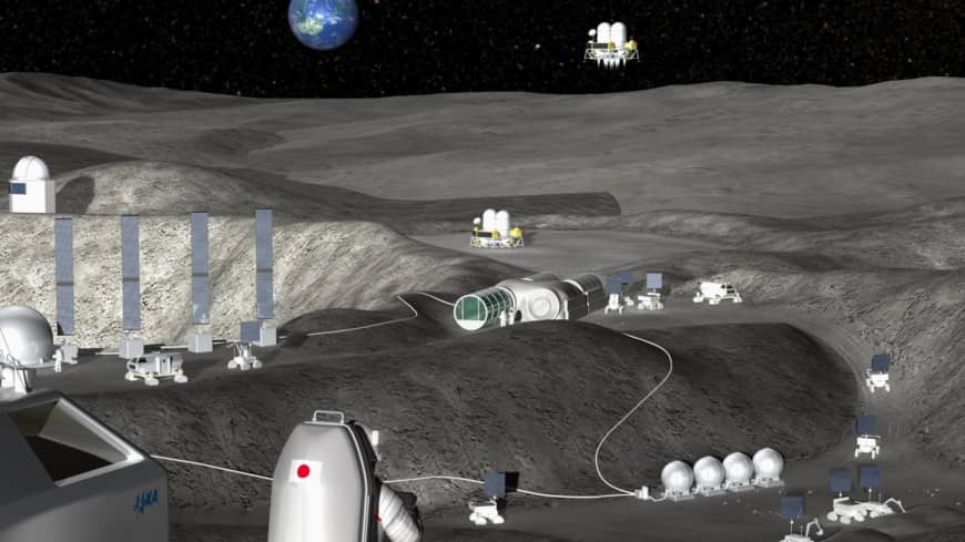 One small hop for man? Japan shoots for jumping craft fueled by moon water