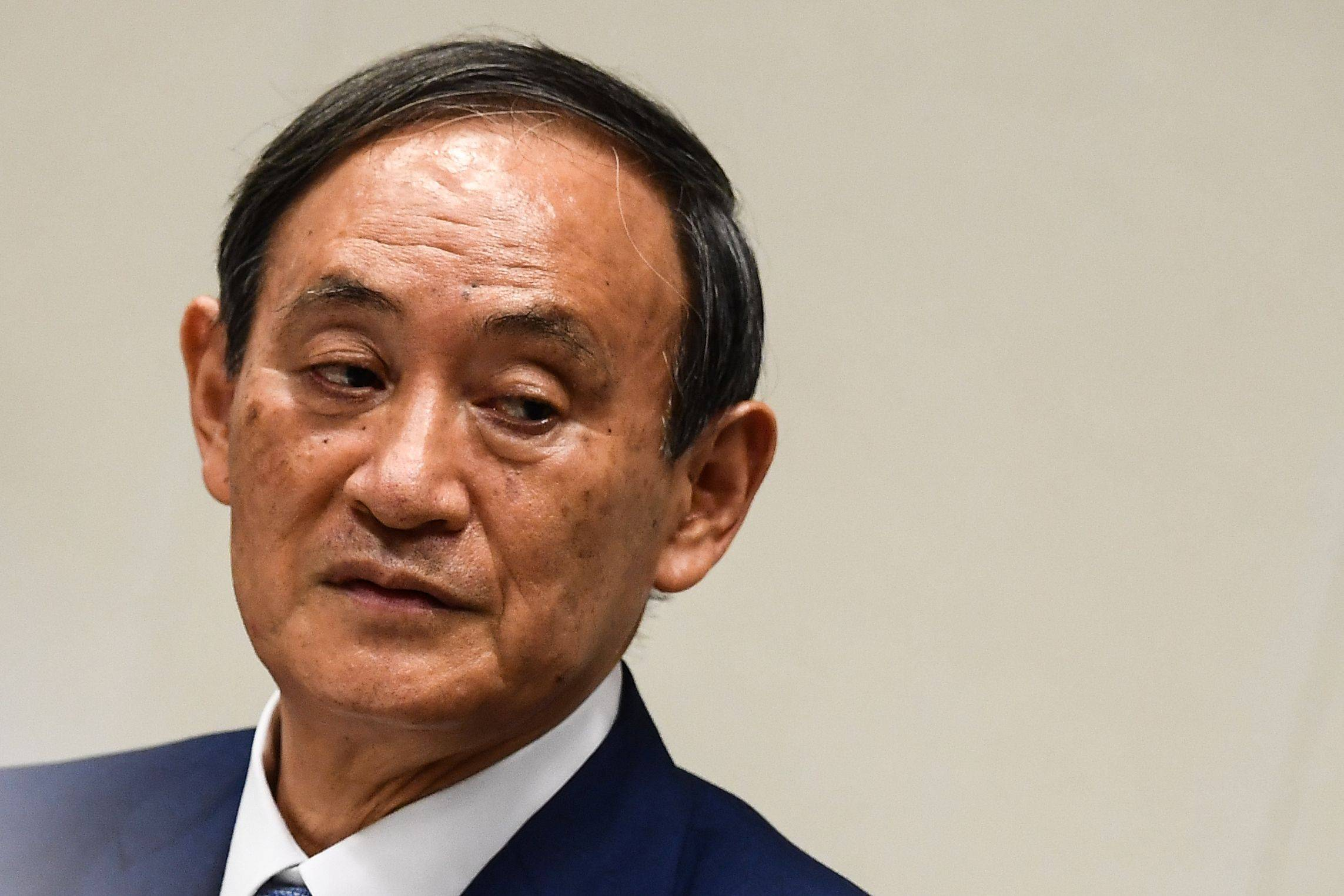 Prime Minister Yoshihide Suga has said he told Russian President Vladimir Putin in a phone call that the row over the sovereignty of Russian-held islands off Hokkaido 'should not be left for later generations to deal with.' | AFP-JIJI