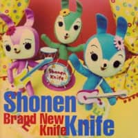 Shonen Knife, 'Brand New Knife' |