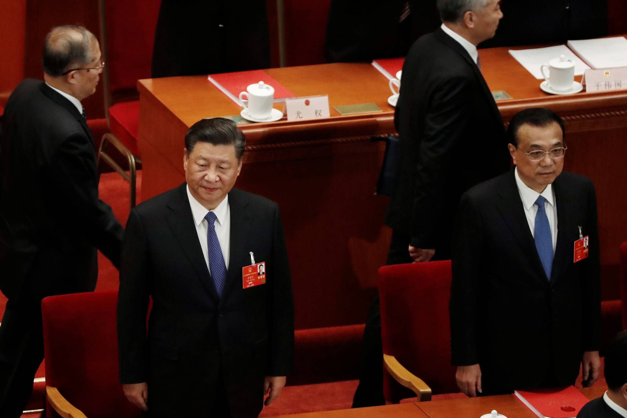 Unlike Western leaders, who typically have degrees in law or economics, Chinese policymakers are mostly scientists and engineers. As a result, they are more likely to think in systemic terms. | REUTERS
